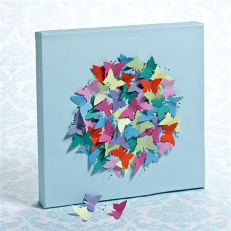 canvas crafts for butterfly canvas butterfly canvas diy how to butterfly