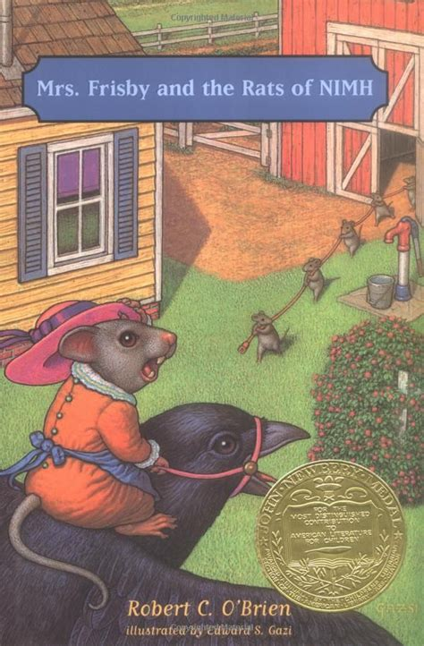 mrs frisby and the rats of nimh pin by christian on read me a story