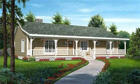 house plans front porch small bedroom styles economical ranch style house plans