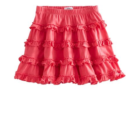 knit ruffle skirt ruffle knit skirt from fabkids clothes for