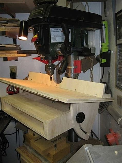 woodworking drill press table drill press jig table woodworking projects plans