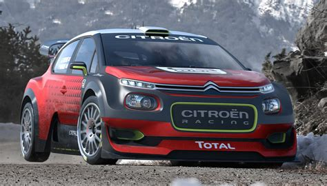 Citroen Racing by C3 Wrc Citro 203 N Racing S Big Rally Comeback Citroen Malta