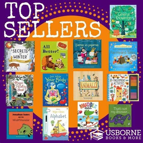 top selling picture books our current top sellers usborne childrensbooks