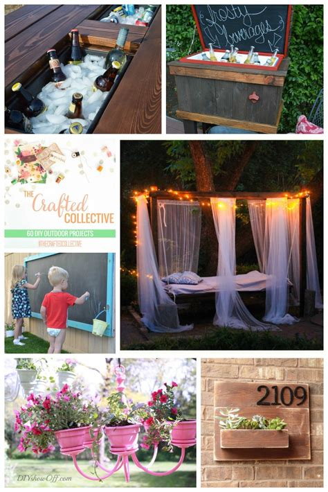 outdoor craft projects 60 diy outdoor projects sweet tea saving grace