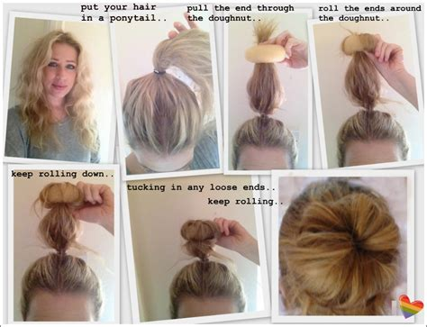 how to use in hair make not war every should own a hair doughnut