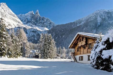 ski chalets in the alps luxury retreats