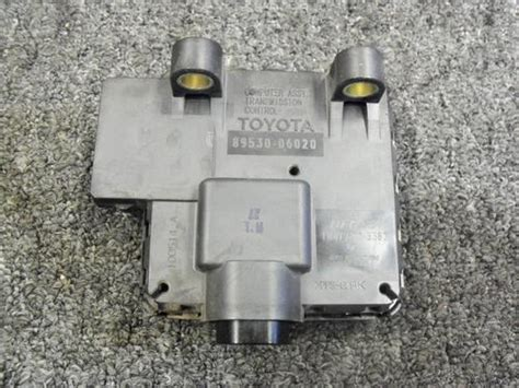 transmission control 2012 toyota camry hybrid user handbook purchase 2010 oem toyota camry 2 5l transmission control module 89530 06020 motorcycle in bixby
