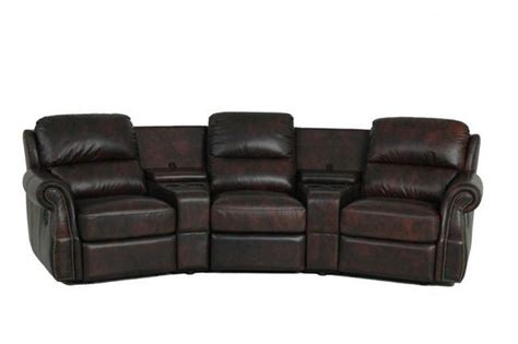 home theater sectional sofas home theater