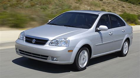 how cars run 2006 suzuki forenza electronic valve timing 2006 suzuki forenza history pictures sales value research and news