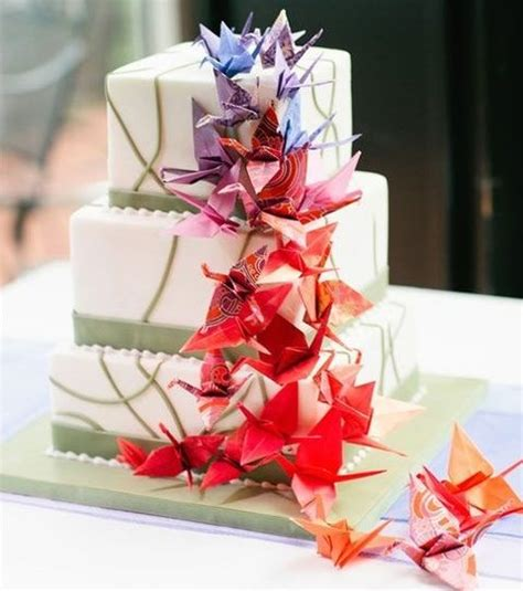 wedding origami 41 trendy origami wedding ideas happywedd