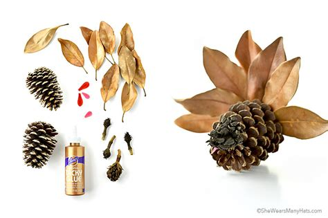 pine cone crafts thanksgiving pine cone turkey craft she wears many hats