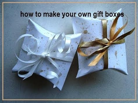 how to make custom jewelry at home how to make your own gift boxes how to diy paper box