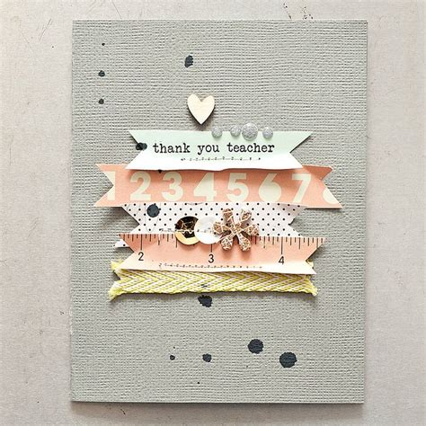 thank you card kits 17 best images about studio calico kits on