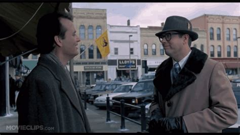 groundhog day ned ryerson gif big ten tournament gophers basketball outlook worthless