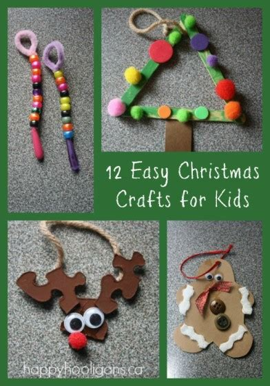 simple kid crafts 12 easy crafts for toddlers happy hooligans