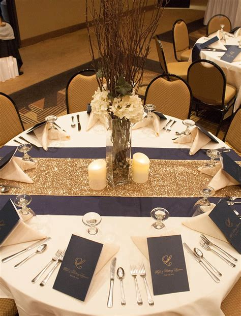 silver table decorations for best 25 gold centerpieces ideas on diy