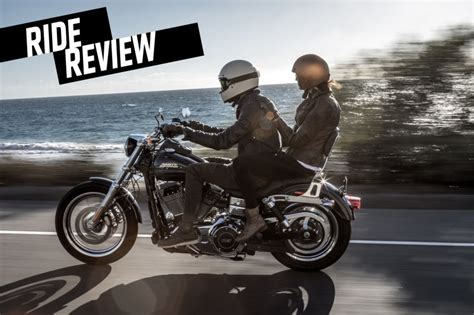 harley ride ride review the harley davidson dyna low rider helped me