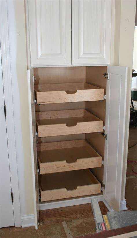 pull out cabinets kitchen pantry 25 best kitchen pantry cabinets ideas on
