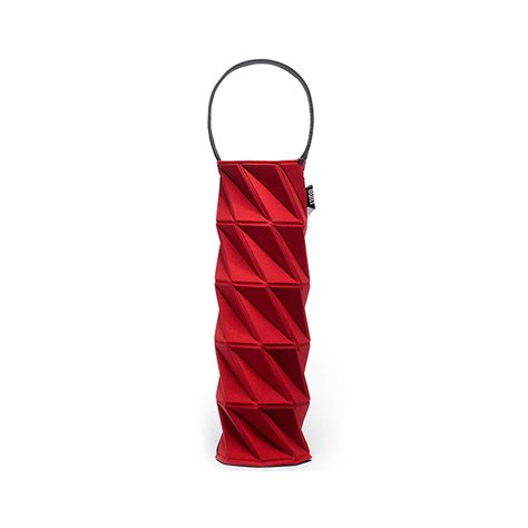 origami wine bottle origami wine tote so that s cool