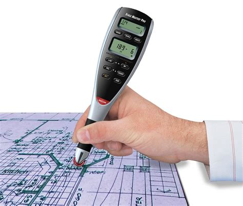 drawing tool with measurements calculated industries 6025 scale master pro