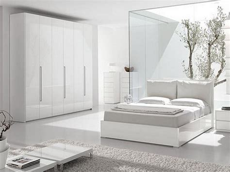 how to decorate a bedroom with white furniture bloombety white modern bedroom furniture decorating