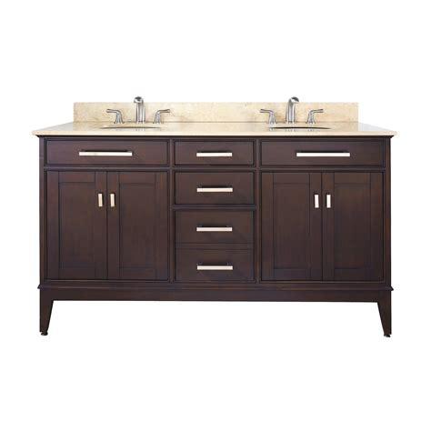 lowes bathroom vanities on sale avanity v60 60 in bathroom vanity lowe s canada