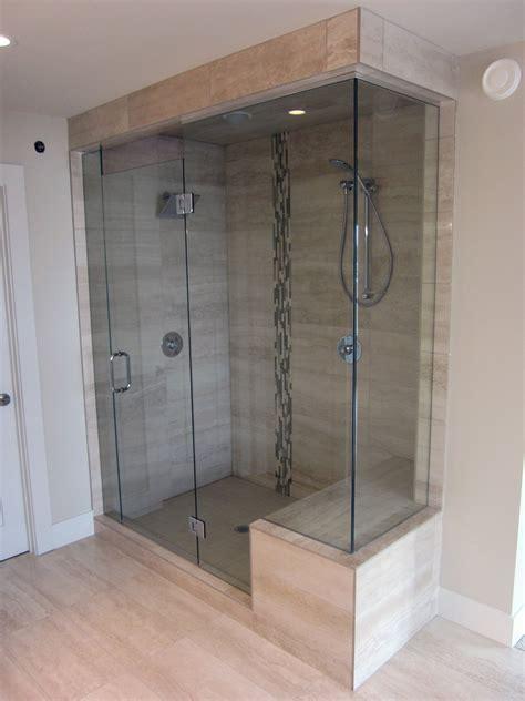 bathroom glass shower ideas frameless sliding glass shower doors homes home ideas collection frameless sliding