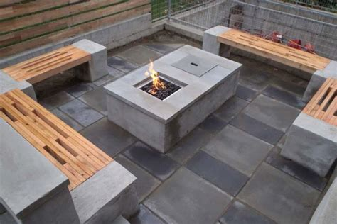 concrete pits concrete pit diy pit design ideas