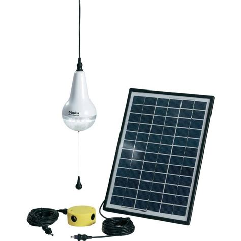 home solar light sundaya ulitium 200 solar light kit white solar loader