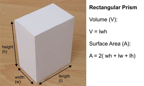 origami rectangular prism volume the number of cubic units that fills an objectsurf