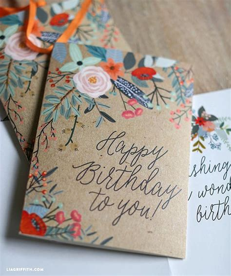 free card ideas 25 best ideas about happy birthday cards on