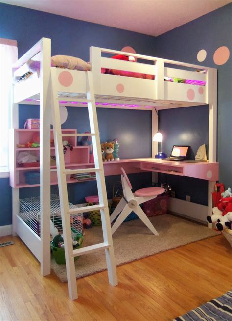 loft beds with desk for loft bed with desk home design elements