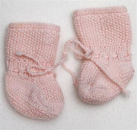 knitting baby socks baby knit socks pattern