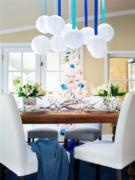 hanukkah decor haute hanukkah decorating ideas hgtv