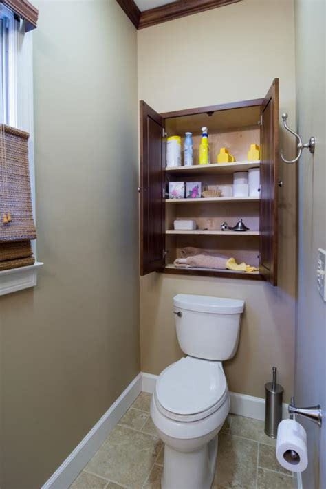 small bathroom ideas storage small space bathroom storage ideas diy network