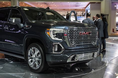 2019 Gmc Denali by 2019 Gmc Denali 1500 Pictures Photos