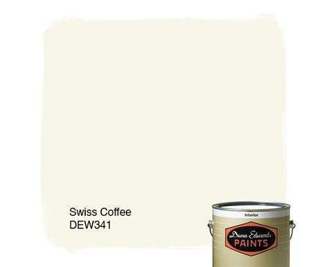 paint colors swiss coffee dunn edwards paints white paint color swiss coffee dew341