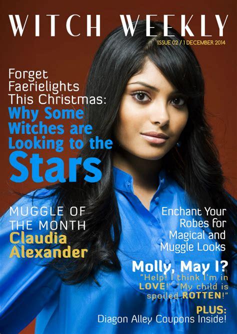 weekly magazines racebending harry potter witch weekly magazine witch