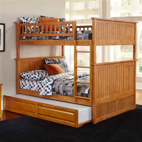 cottage style bunk beds nantucket cottage style bunk bed and trundle dcg