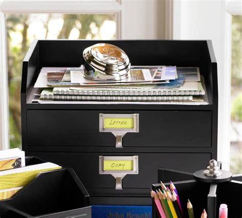 desk paper organizers bedford 2 drawer paper organizer traditional desk