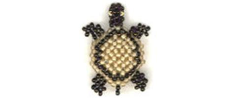 3d beaded turtle pattern 3d turtle sova enterprises