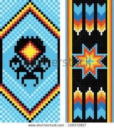 indian bead weaving patterns american indian beadwork designs bead weaving patterns