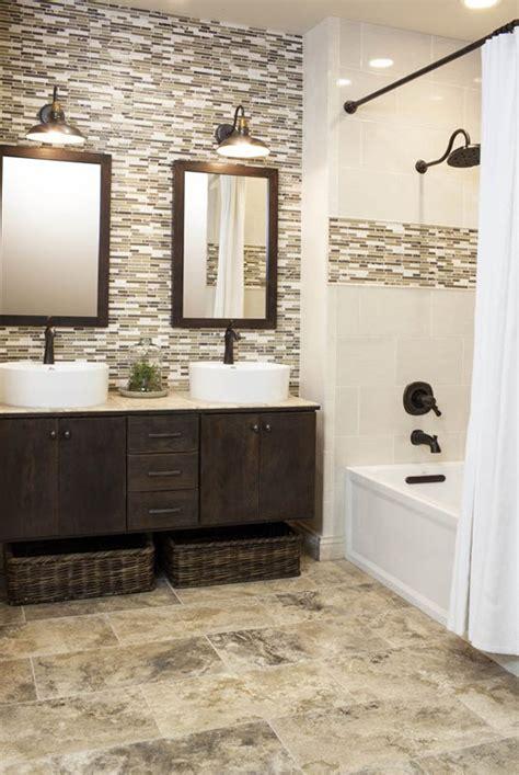 tile bathroom ideas photos 35 grey brown bathroom tiles ideas and pictures