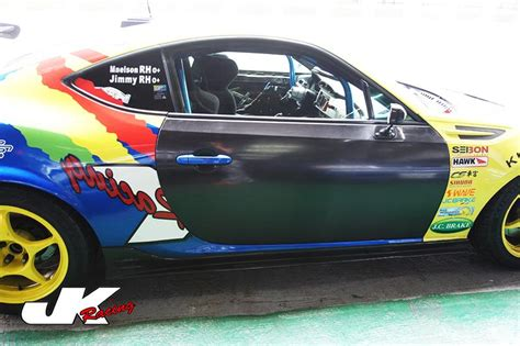 Jk Subaru by Jk Racing 乾式 Carbon 卡夢 車門 輕量化 Subaru Brz Toyota 86 Fr S 露天拍賣
