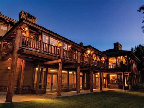 Decorated Houses For Halloween by Amazing Log Cabin Home In Park City Utah Home Design