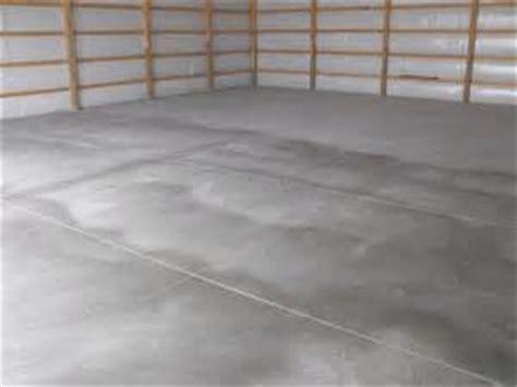 barn floor concrete floors ways to color concrete green journey with
