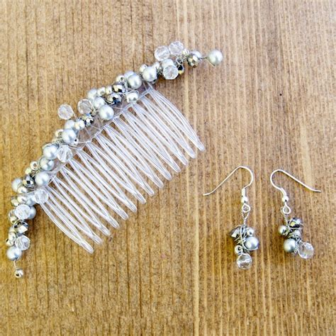 how to make hair jewelry how to make bridal hair accessories pictures photos and
