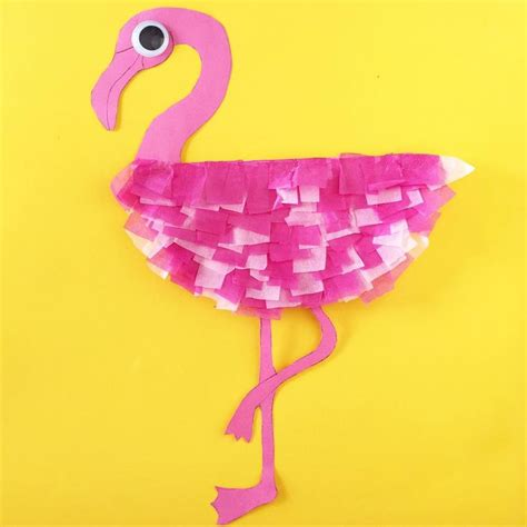 flamingo craft projects 25 best ideas about flamingo craft on crafts