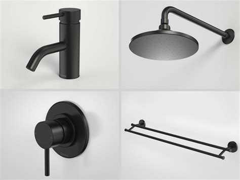 Bath Mixer Tap Shower why black tapware is in the trend taps and more blog