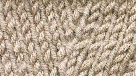 knit m1l make one left increase m1l knitting new stitch a day